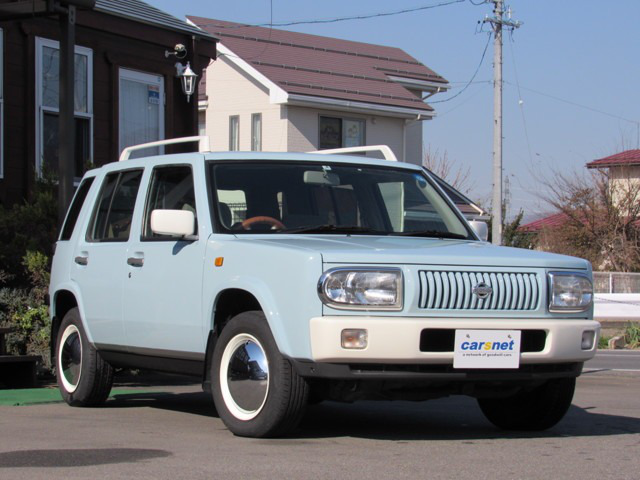 日産 ラシーン 1.5 タイプM 4WD 4WD