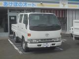 トヨタ ダイナ 3.0 ダブルキャブ シングルジャストロー ディーゼル 4WD