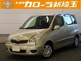 トヨタ ファンカーゴ 1.3 X リヤリビングバージョン ナビスペシャル