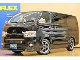 トヨタ ハイエースバン 2.8 スーパーGL ロング 50TH アニバーサリー リミテッド ディーゼルターボ 4WD
