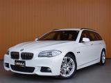 BMW 523dツーリング ブルーパフォーマンス Mスポーツパッケージ