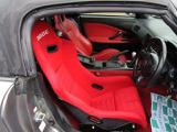 運転席はBRIDEのシート☆