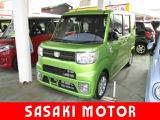 ダイハツ ウェイク L レジャーエディション SAII 4WD