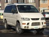 三菱 デリカスぺースギア 3.0 スーパーエクシード クリスタルライトルーフ 4WD