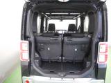 開口部の広いラゲッジスペース。大きなお荷物もしっかり積み込めます!