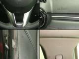 運転席・助手席そしてサイドエアバックに加え側面全体をカバーするカーテンエアバックもついています