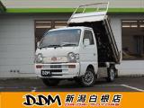スズキ キャリイ 金太郎ダンプ WA 4WD