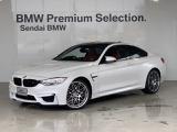BMW M4クーペ M DCT ドライブロジック コンペティションパッケージ装着車