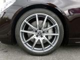 ◆20インチ AMG10スポークアルミホイール ◆Mercedes-Benzロゴ付 ブレーキキャリパー&ドリルドベンチレーテッドディスク