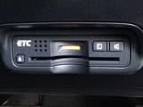 ETCも付いておりますので、高速道路の料金所もノンストップ通過可能ですよ^^是非揃えたい装備ですね!