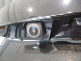 バックカメラが駐車時の心強い味方です!