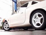 純正BOSEサウンドシステム/レザーシート/ブリッツ製車高調(フルタップ・減衰力)/ENKEI15AW/ハードトップ/柿本改マフラー/社外エアクリーナー/アーシング/タワーバー