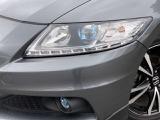 HID(ディスチャージ)ヘッドライトは、高効率・低消費電力タイプのライトで、より広い範囲を照らせます。