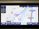 SDナビを搭載♪詳細地図データも入っているので、初めて行く場所でも道に迷うことなく安心です。
