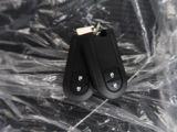 キーフリーシステム キーの取り出しを行うことなく、ドアノブのスイッチを押すことでロック・アンロックが行えます。