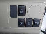 スイッチ類は運転席右側にまとめられています。