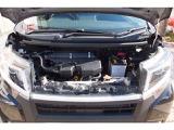 当社 認証工場にて車検整備致しました。 アイドルストップ専用バッテリー 新品に交換
