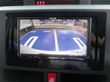 駐車の時は便利なバックカメラ付!!