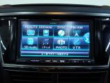 ■ 装備3 ■ オーディオソース:フルセグ地上デジタルTV|HDD音楽サーバー|DVDビデオ、CD再生|FM/AMチューナー|SDカード再生|
