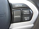 高速道路などでアクセルを踏んでなくても走行が出来るクルーズコントロールも装着しております。