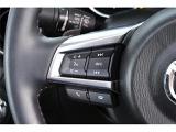 ハンドルを握りながらオーディオ操作を行えるステアリングスイッチ装着車♪各種スイッチ類の動作も確認済み♪
