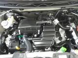 エンジンルーム内も高品質カー洗浄技術「まるまるクリン」実施済みです!