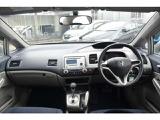 Honda車初めての方にも扱いやすく分かりやすいインパネ周りと各種スイッチ類です。