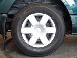 タイヤの溝は十分あります、足回りもしっかり整備してお渡しいたします。