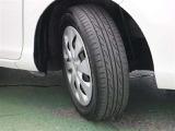 タイヤの溝もまだまだ残っておりますので安心してお乗りください!
