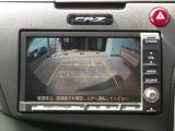 バックモニター付きで、運転席から見えにくい後方を確認できます。 バックでの駐車をサポートしてくれます。