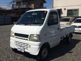 スズキ キャリイ KU (パワーステアリング付) 4WD