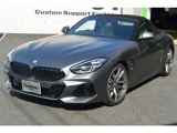BMW Z4 M40i フローズン グレー
