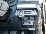 ETCは運転席右側にビルトインされております。