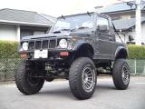 スズキ ジムニー インタークーラーターボ フルメタル 4WD