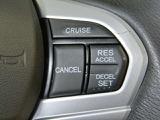 一定の速度を維持して疲労を軽減し燃費を安定させるクルーズコントロール