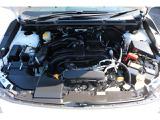 ◆水平対向エンジン◆は加速がとっても気持ちいいですよ♪また、エンジンルームもとっても綺麗です。
