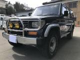 トヨタ ランドクルーザープラド 2.4 EXワイド ディーゼル 4WD