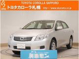 トヨタ カローラアクシオ 1.5 X HIDリミテッド 4WD