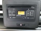 純正CDチューナー搭載♪ 音楽を聴きながらドライブはいかが!