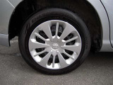 タイヤサイズ165/65R14インチです。