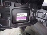 指定使用燃料はレギュラーガソリンです