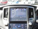 ★パノラミックビューモニター機能付★4個のカメラから得た画像を車両上方から見下ろしたような映像で表示することで、車と路面の駐車枠の関係を一目で確認できます!