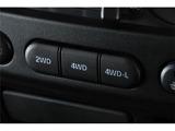 フルタイム4WDですが2WDモードの切り替えも可能です♪