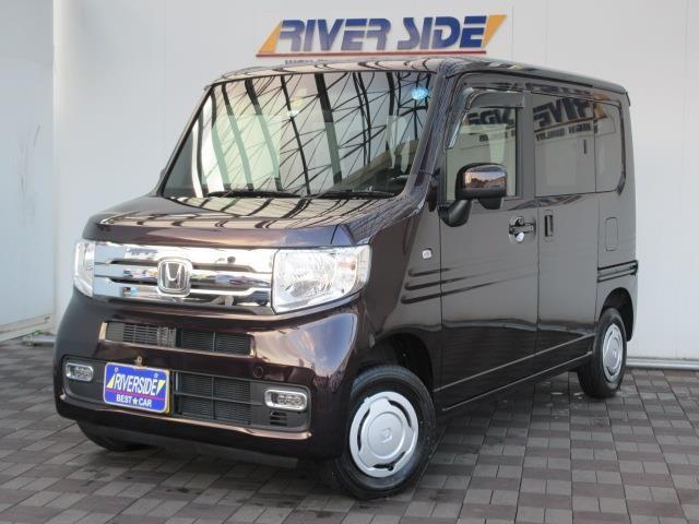 ホンダ N-VAN +スタイル クール ホンダセンシング 4WD