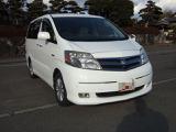 トヨタ アルファードハイブリッド 2.4 G エディション 4WD