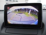 バックカメラが装備されておりますので、バック駐車などが不安な方には安心です!