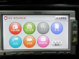 SDカードやワンセグテレビにも対応しております。