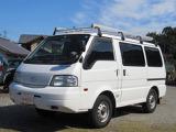 マツダ ボンゴバン 2.0 DX 低床 ディーゼル 4WD