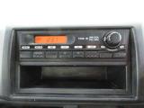 ラジオもついてます。