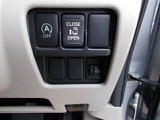 運転席から助手席のオートスライドドアが開けます☆